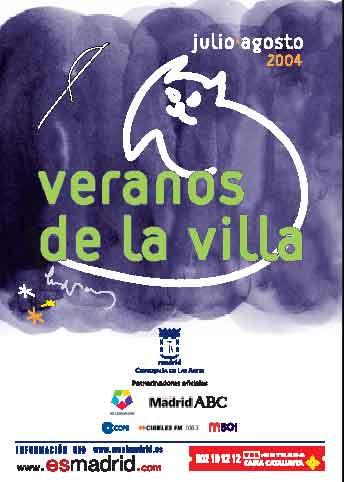 VERANOS DE LA VILLA Y CORTE
